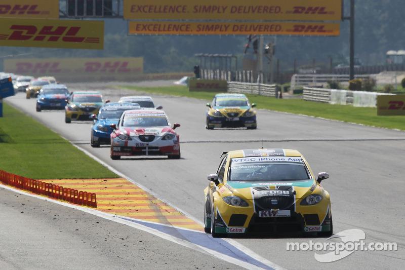 Tiago Monteiro, SR-Sport, Seat Leon 2.0 TDI