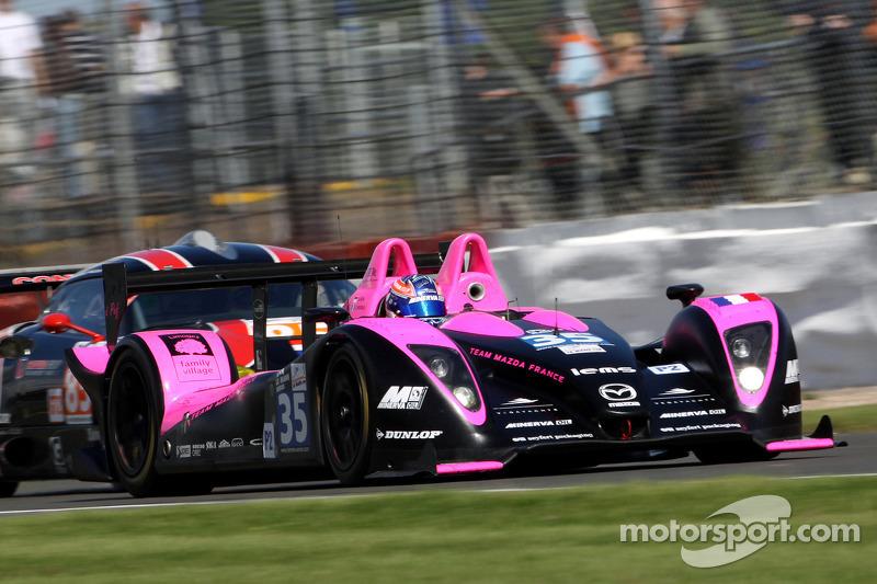 #35 Oak Racing Pescarolo - Judd: Richard Hein, Guillaume Moreau