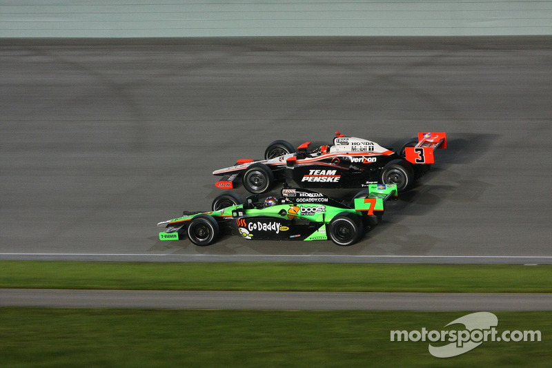 Danica Patrick, Andretti Autosport, Helio Castroneves, Team Penske