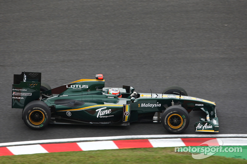 Lotus (2010-2011)