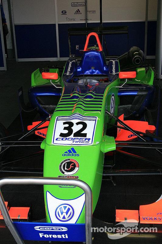 Lucas Foresti's auto