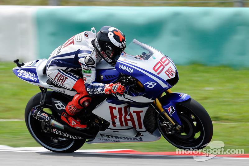 2009 рік - Yamaha (MotoGP)