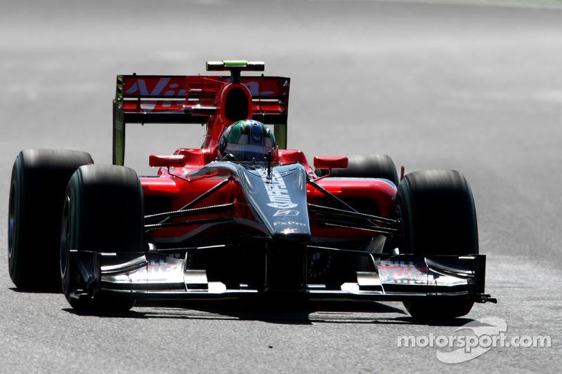 Lucas di Grassi - GP de Japón de 2010
