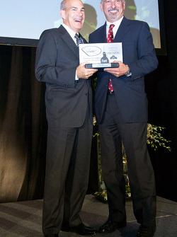 LMGT team championship to BMW Rahal Letterman Racing: Scott Atherton and Bobby Rahal