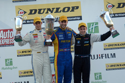 Podium: 1st Andrew Jordan, 2nd Steven Kane, 3rd Tom Chilton