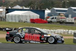 Jason Bargwanna, Rock Racing