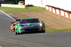 #16 Graff Racing Corvette Z06R GT3: Joakim Lambotte, Mike Parisy