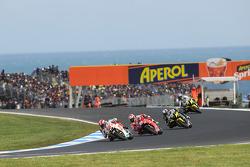 Marco Simoncelli, San Carlo Honda Gresini, Nicky Hayden, Ducati Marlboro Team, Ben Spies, Monster Ya