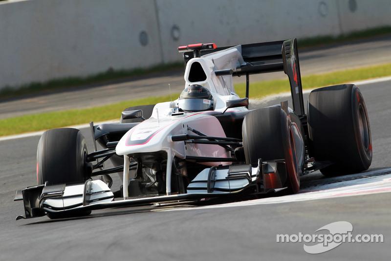 2010: Sauber C29