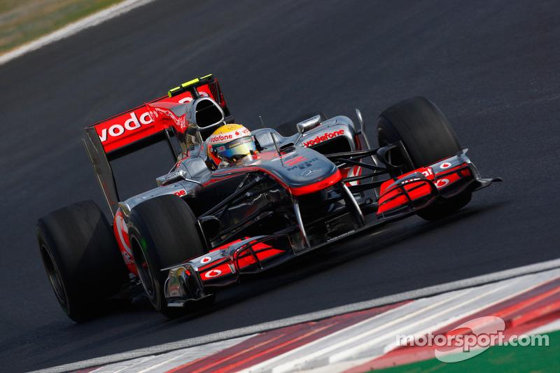 2010, McLaren MP4/25
