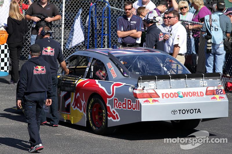 Scott Speed, Red Bull Racing Team Toyota