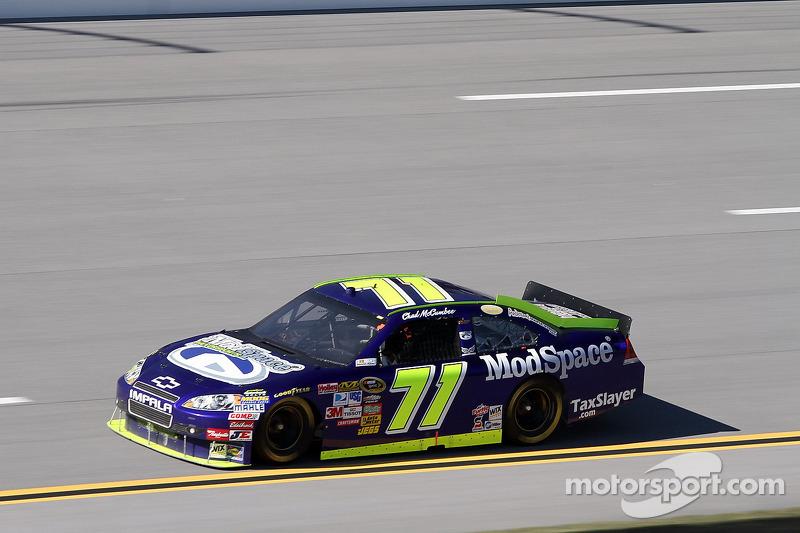 Chad McCumbee, TRG Motorsports Chevrolet