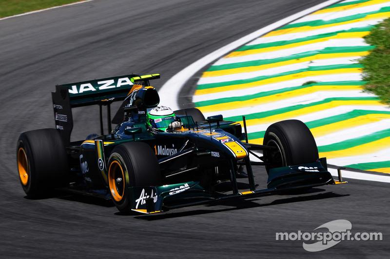 Хейккі Ковалайнен, Lotus F1 Team