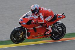 Casey Stoner, Ducati Marlboro Team, Ducati Desmosedici GP10