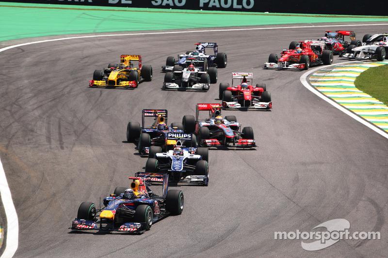 Гран Прі Бразилії 2010: Всупереч здоровому глузду