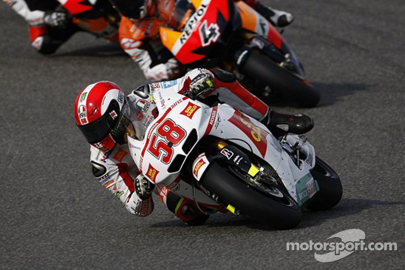 Marco Simoncelli, 2010 Honda RC212V