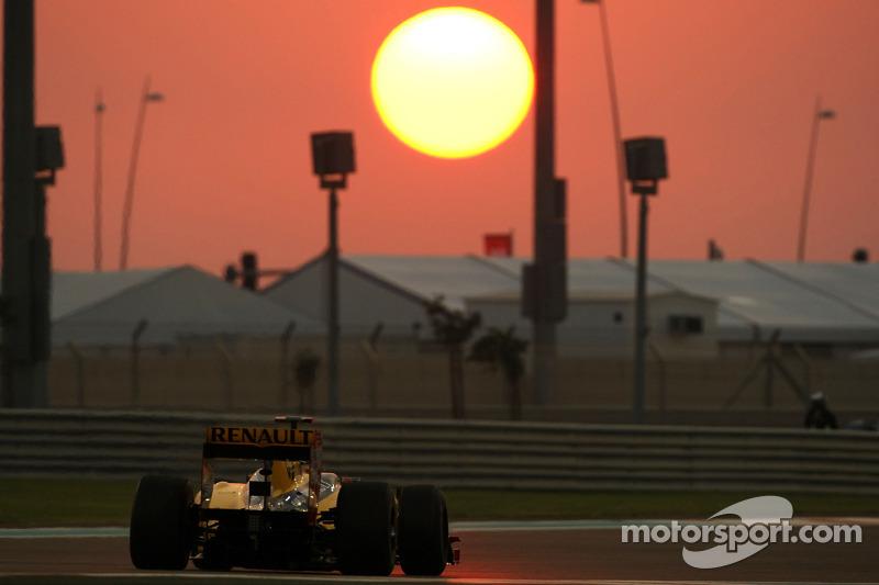 GP de Abu Dhabi 2010, un inesperado adiós