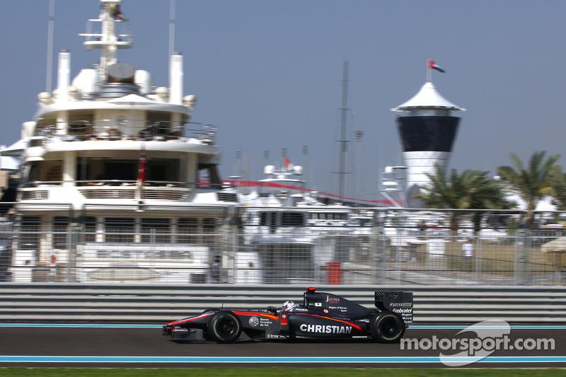 Christian Klien, Hispania Racing F1 Team