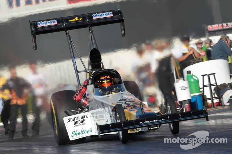 Chris Karamesines, Srange Engineering McKinney Dragster