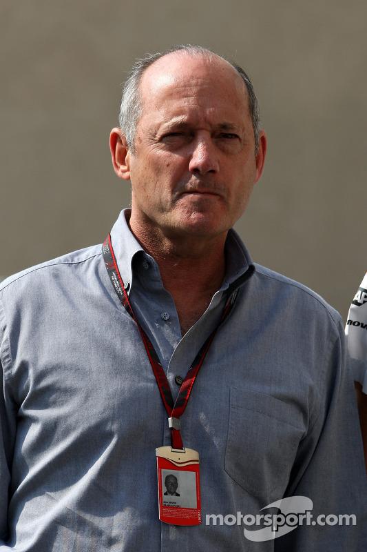 Ron Dennis, McLaren, Team Principal, voorzitter