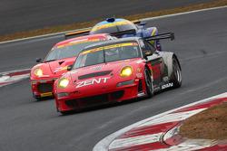 Dimanche, course GT300