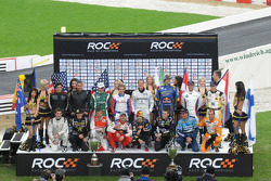 Pilotos do Race of Champions