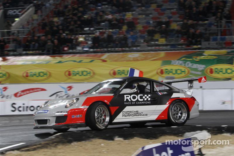 Group A, semi final: Sébastien Loeb