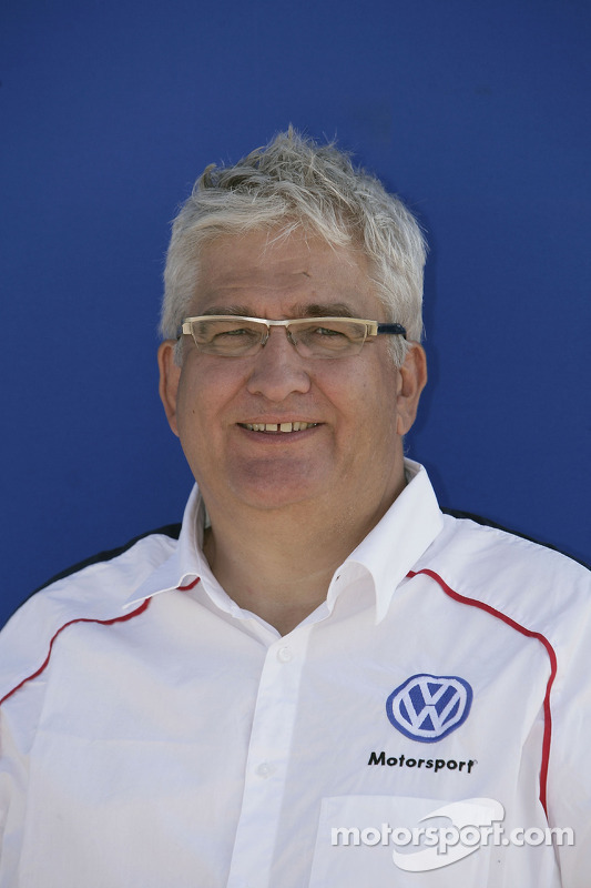 Volkswagen Motorsport: Peter Utoft
