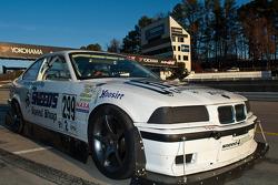 #299 Solar Sneed 1993 BMW 325IS White: Chris Sneed, Jason Swenk, Mike Stinnett