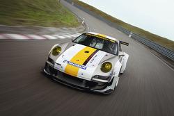 The 2011 Porsche 911 GT3 RSR
