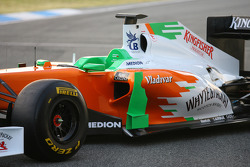 Force India detail