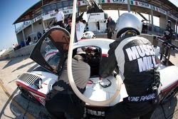 #6 Muscle Milk Aston Martin Racing AMR Lola Coupe B08 62 Aston Martin: Greg Pickett, Klaus Graf, Lucas Luhr