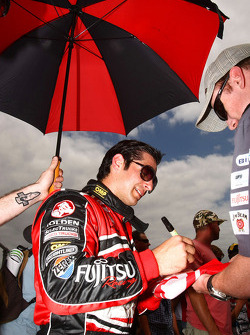#34 Fujitsu Racing/Garry Rogers Motorsport: Michael Caruso
