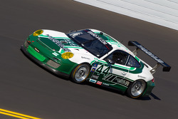 #44 Magnus Racing Porsche GT3: Marco Holzer, Richard Lietz, John Potter, Craig Stanton