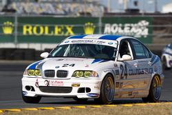 #24 V-Pack Motorsport BMW 330: Ray Mason, Adam Pecorari