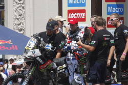 Podium: bike category 30th place Pedro Bianchi Prata