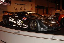 McLarens winning Le Mans Car