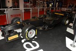 Pirelli Formula 1 Test Car