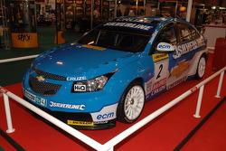 Jason Platos Winning BTCC Chevrolet Cruze 2010