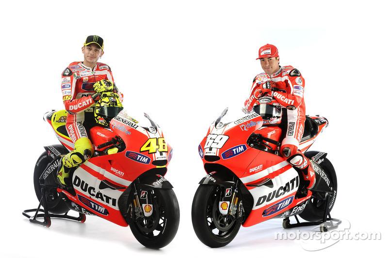 2011: Wieder vereint mit Valentino Rossi