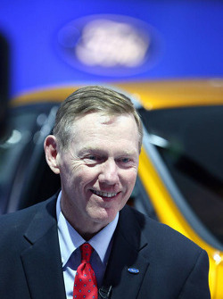 Alan Mulally President and Chief Executive Officier Ford Motor Company