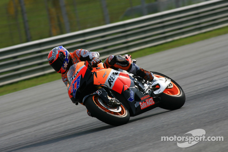 2011. Casey Stoner- Gran Premio de Qatar - 1º