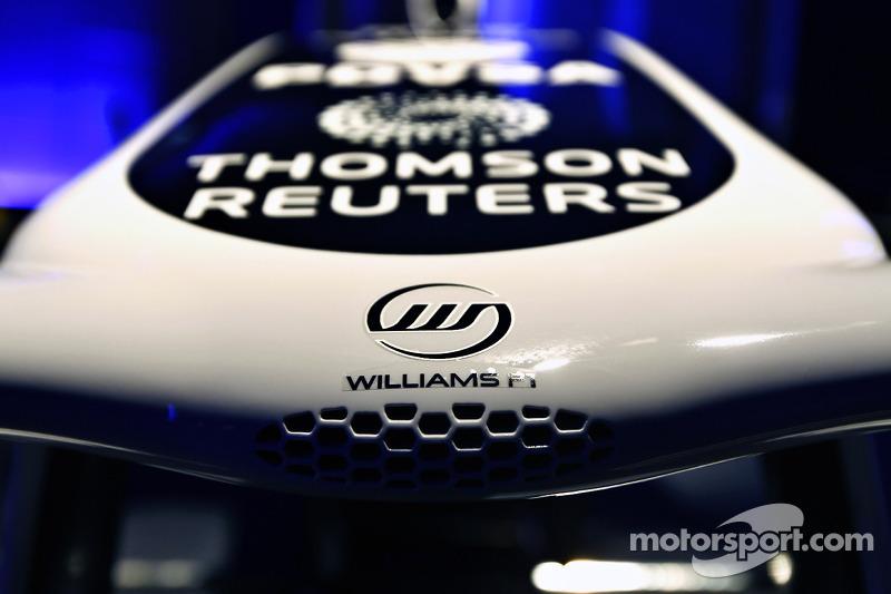 威廉姆斯FW33考斯沃斯
