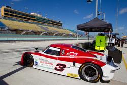 #3 SCDE Chevrolet Riley: Henry Gilbert, Shane Lewis