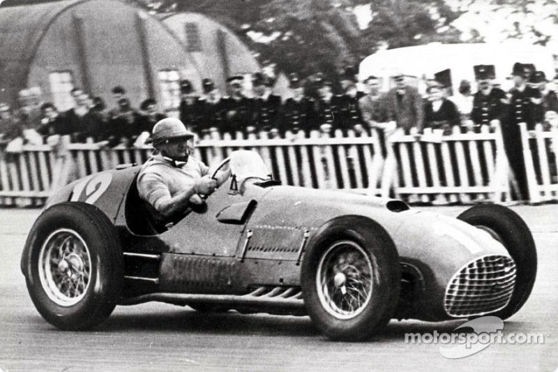 1950-1951 : Ferrari 375