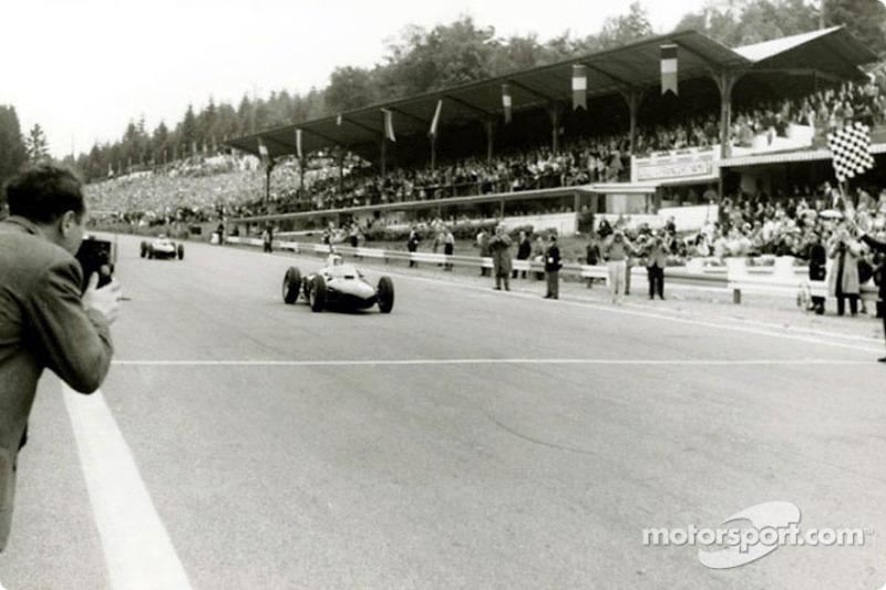 1961 - Phil Hill, Ferrari