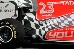 Hispania Racing F1 Team unveils yeni F111, technical detay