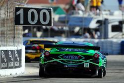 #001 Extreme Speed Motorsports Ferrari F458 Italia: Scott Sharp, Johannes van Overbeek, Dominik Farnbacher