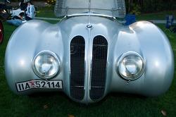 BMW Mille Miglia 1937  : Oscar Davis