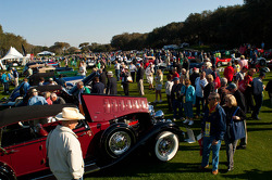 The crowd at Amelia Island Concours d'Elegance